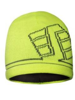 Snickers 9093 WINDSTOPPER® Beanie - High Vis Yellow/Grey