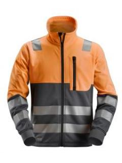 Snickers 8035 AllroundWork, High-Vis FZ Jacket, Class 2