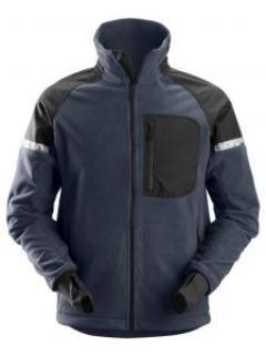 Snickers 8005 AllroundWork, 8005 Windproof Fleece Jacket - Navy