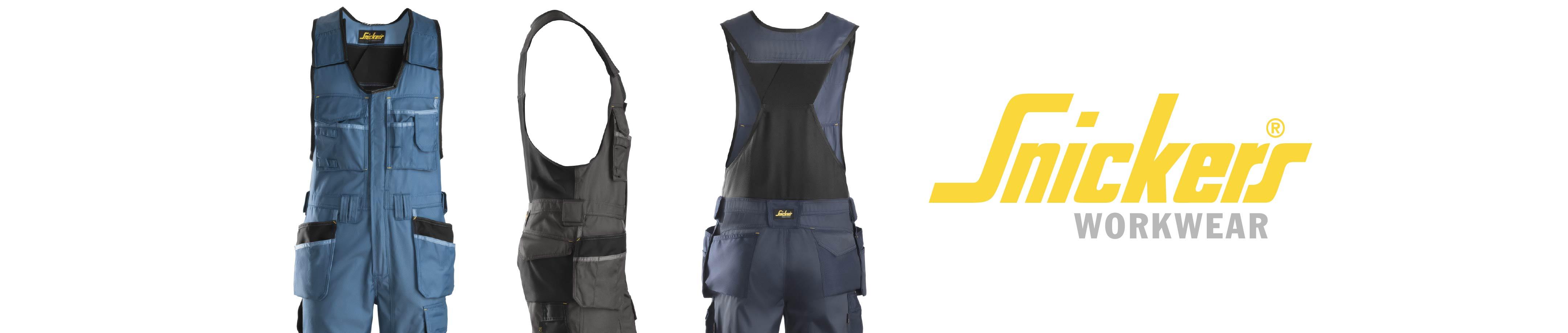 Sleeveless overalls