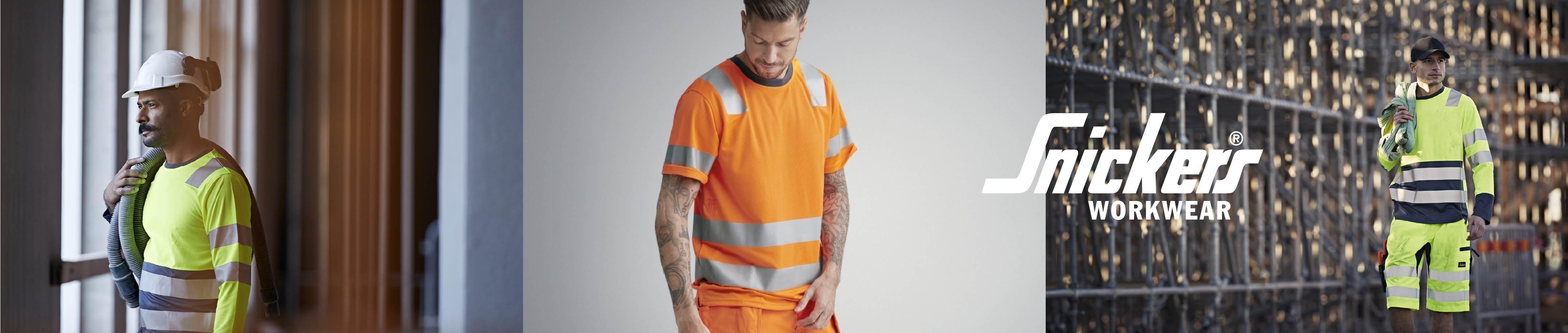 High vis work shirts