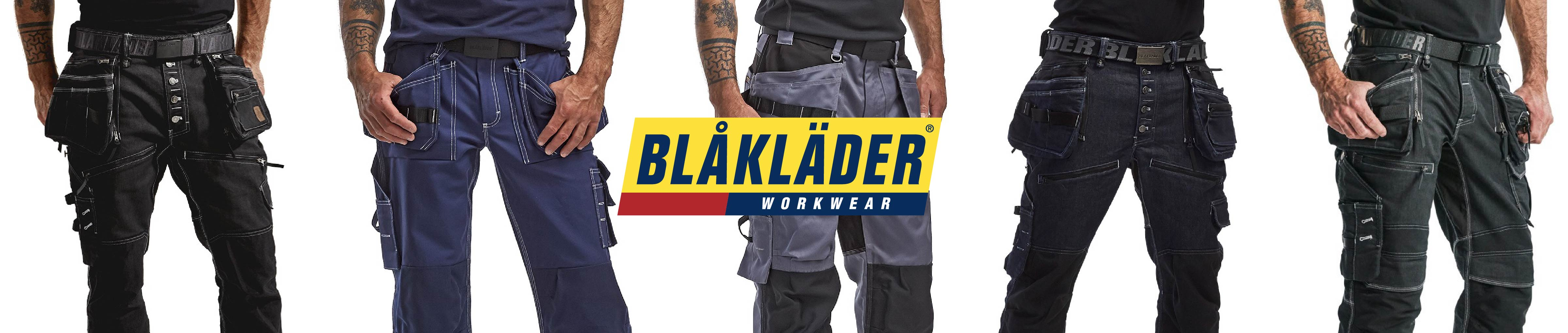 Long work trousers