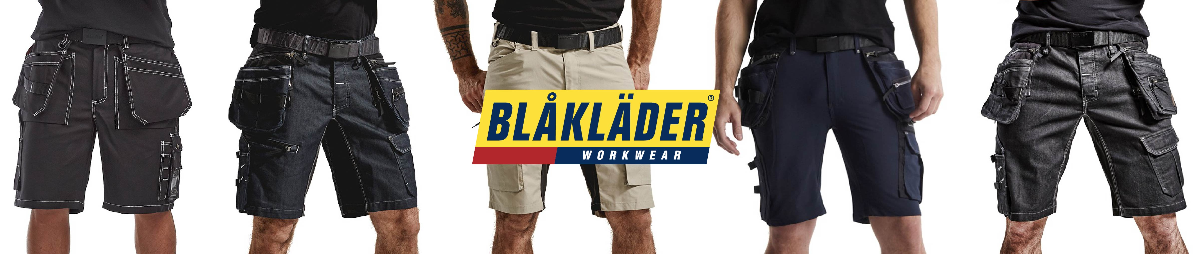 Short work trousers