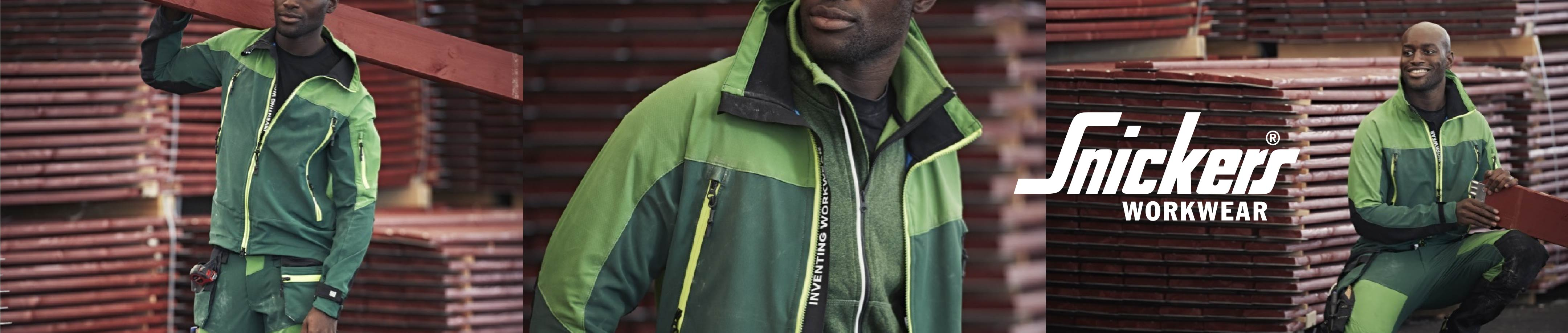 Softshell jackets