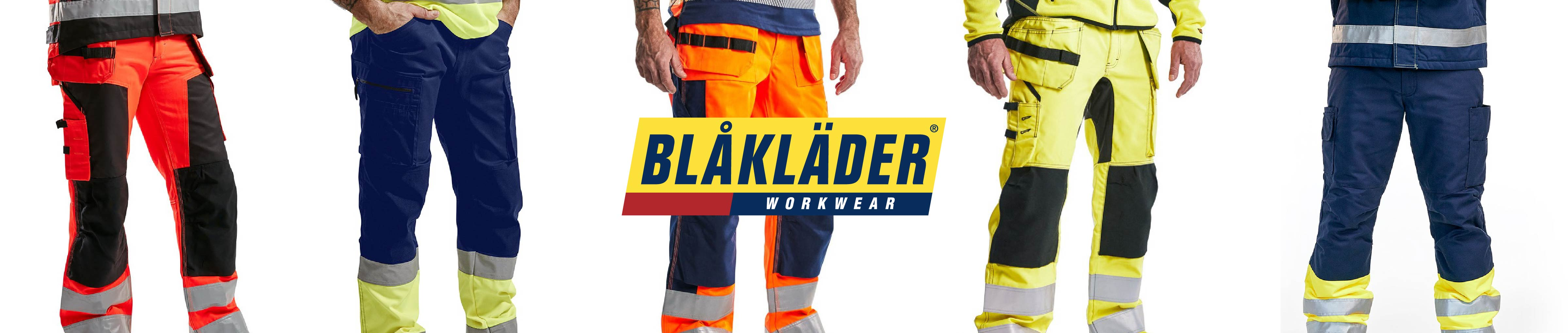 High vis work trousers