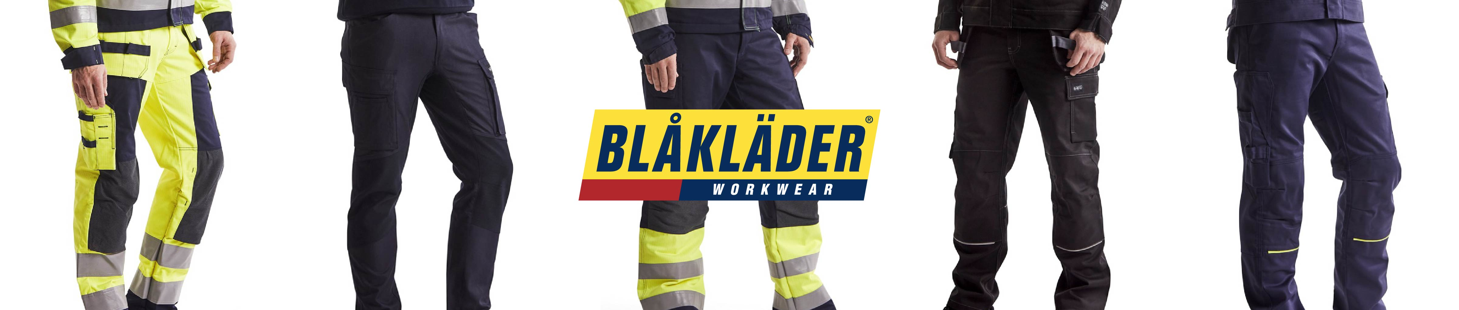 Flame retardant work trousers