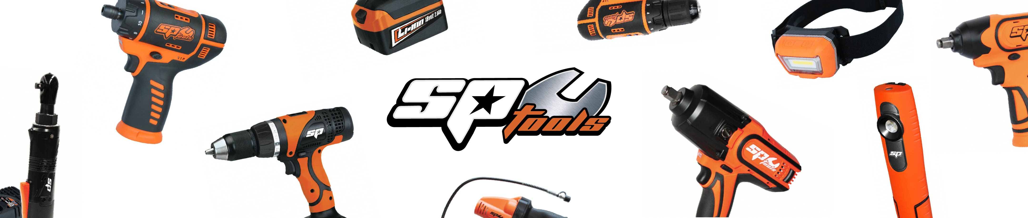 SP Tools - Cordless tools