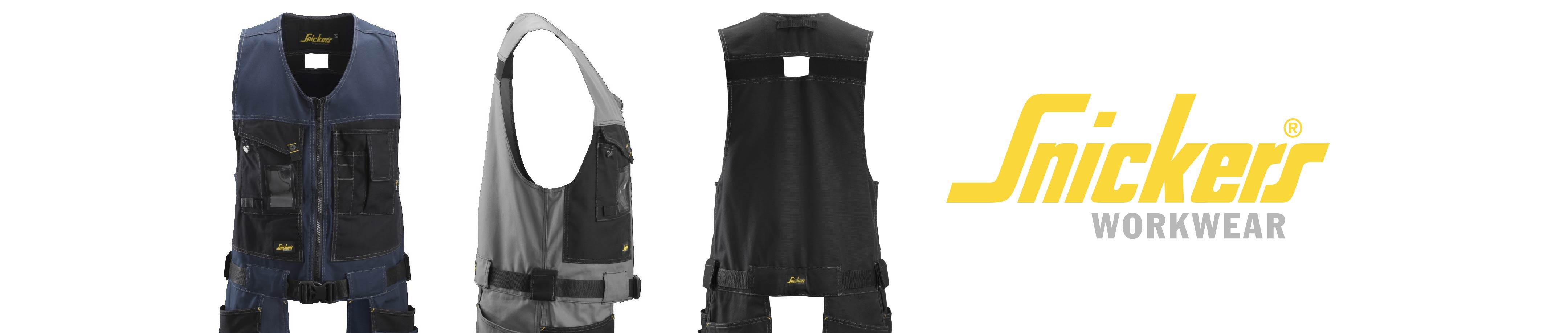 Tool vests