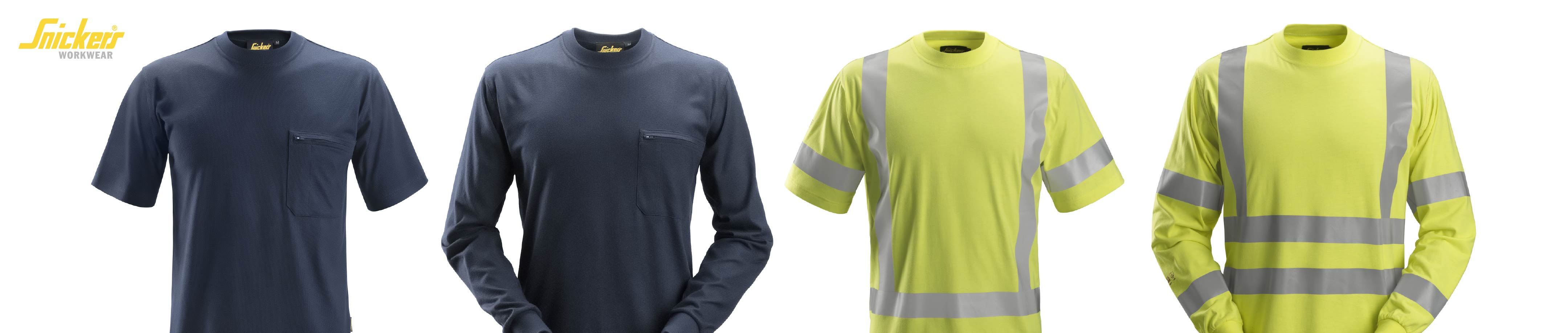Flame retardant work shirts