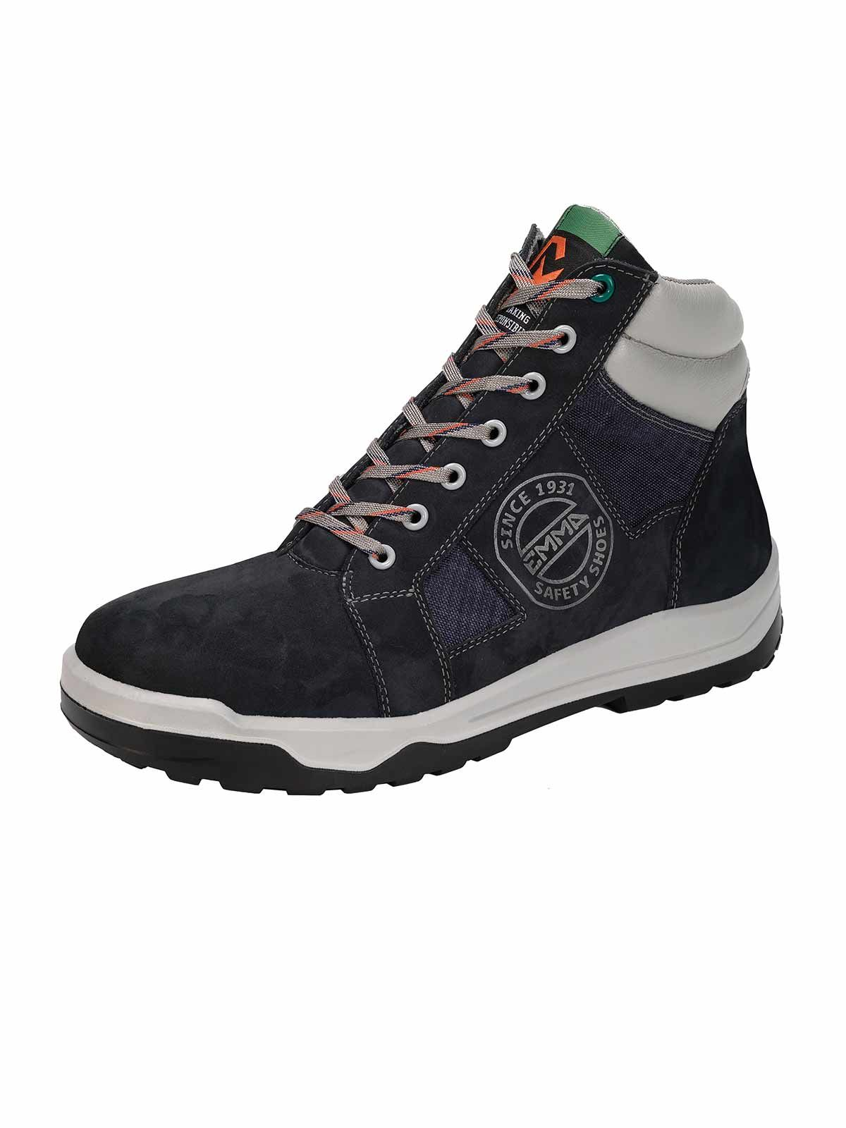 Emma Jordan D S1P Metal Free Work Shoes