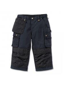 Carhartt 100455 Sale: Multipocket Ripstop Pirate Pant - Black