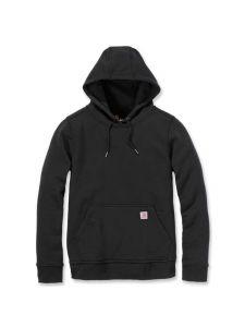 Carhartt 102790 Women's Clarksburg Pullover Sweatshirt - Black
