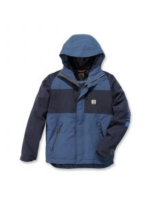 Carhartt 102990 Angler Jacket - Dark Blue/Navy