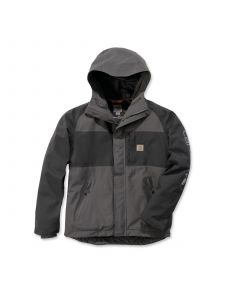 Carhartt 102990 Angler Jacket - Gravel/Shadow