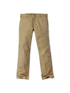 Carhartt 103109 Rugged Stretch Canvas Pant - Dark Khaki