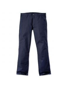 Carhartt 103109 Rugged Stretch Canvas Pant - Navy