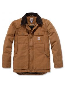Carhartt 103283 Full Swing Sandstone Traditional Coat - C. Brown