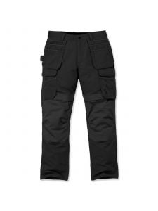 Carhartt 103337 Full Swing Steel Multipocket Pant - Black