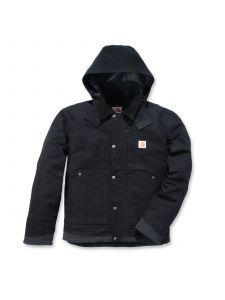 Carhartt 103372 Full Swing Steel Jacket - Black