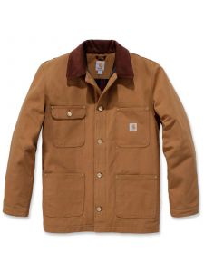Carhartt 103825 Firm Duck Chore Coat - C. Brown