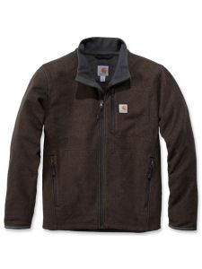 Carhartt 103832 Dalton Full Zip Fleece - Tarmac Heather