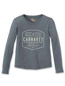 Carhartt 103929 Lockhart Graphic l/s T-Shirt - Balsam Green