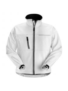Snickers 1211 Profiling Softshell Jacket - White