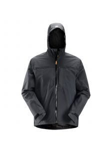 Snickers 1303 AllroundWork, Waterproof Shell Jacket - Steel Grey
