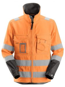 Snickers 1633 High Visibility Jacket, Class 3