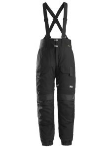 Snickers 3689 XTR Arctic Winter Trousers - Black