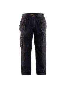 Blåkläder 1500-1140 Craftsman Trousers - Navy