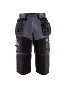 Blåkläder 1501-1370 Pirate Shorts - Grey
