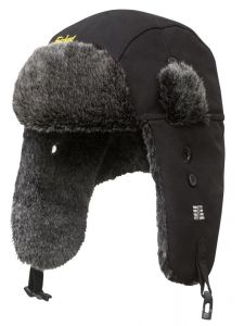 Snickers 9007 RuffWork, Pilot Hat - Black