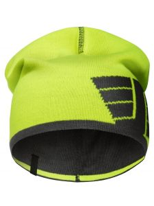 Snickers 9015 Reversible Beanie - High Vis Yellow