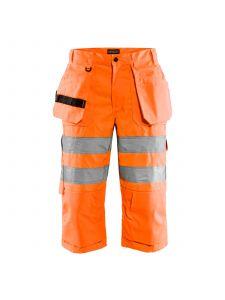 High Visibility Pirate Shorts 1539 High Vis Oranje - Blåkläder
