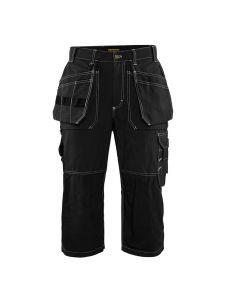 Blåkläder 1540-1370 Pirate Shorts - Black