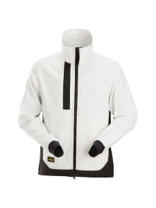 Snickers 1549 AllroundWork, Unlined Jacket - White