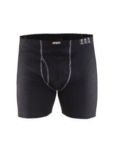 Flame Retardant Boxer Shorts 1828 Zwart - Blåkläder