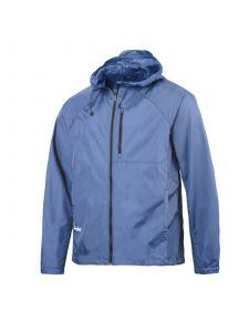 Snickers 1900 LiteWork, Windbreaker Jacket - Cloud Blue