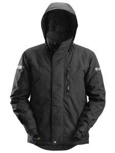 Snickers 1102 AllroundWork, Waterproof 37.5® Insulating Jacket - Black