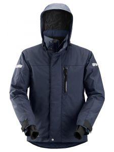 Snickers 1102 AllroundWork, Waterproof 37.5® Insulating Jacket - Navy