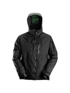 Snickers 1981 FlexiWork, GORE-TEX Insulated Jacket - Black