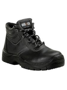 Safety Shoes Roma S3 Black High Model - Herock