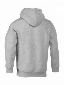 Herock Hooded Sweater Hesus - Light Heather Grey