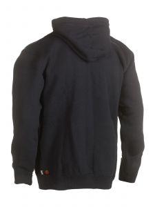 Herock Hooded Sweater Hesus - Navy