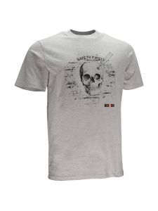 """Safety First"" T-Shirt Short Sleeves - Herock Workwear"