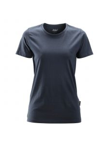 Snickers 2516 Women's T-shirt - Navy