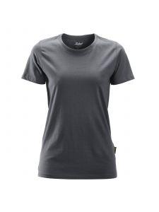 Snickers 2516 Women's T-shirt - Steel Grey