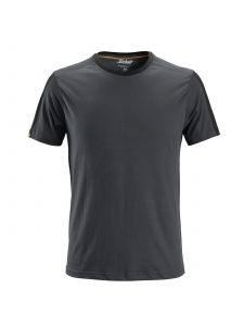 Snickers 2518 AllroundWork, T-shirt - Steel Grey/Black