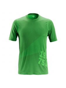Snickers 2519 FlexiWork, 37.5® Tech T-Shirt s/s - Apple Green